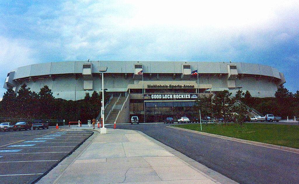 Το σπίτι του πρώτου UFC στο Ντένβερ