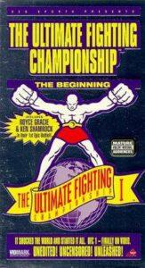 Το πρώτο πόστερ του UFC