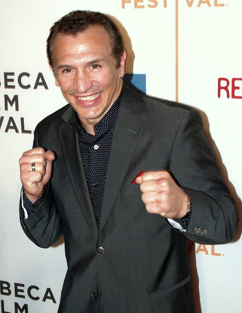 Ο Ray Mancini το 2008