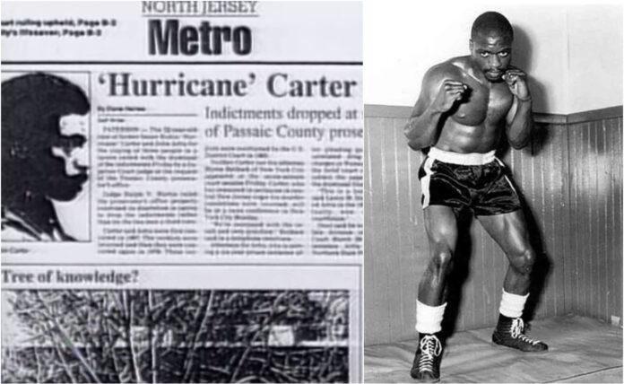 Η απίστευτη ιστορία του Rubin Carter