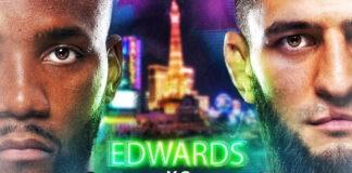Edwards Vs. Chimaev