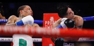 Ο Gervonta Davis έβγαλε KO τον Leo Santa Cruz