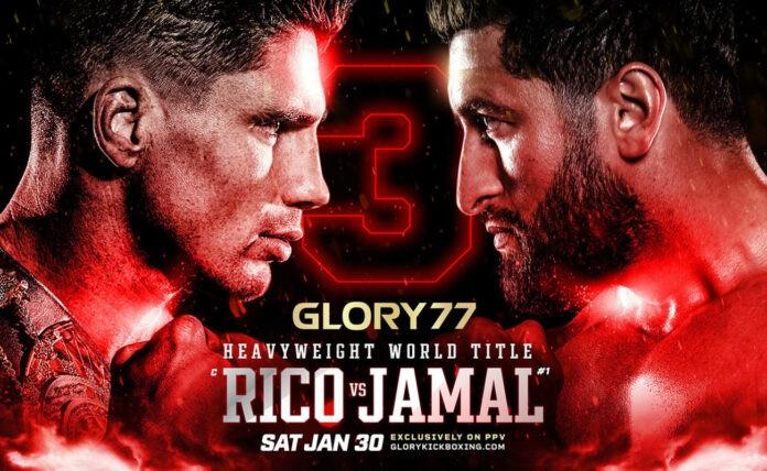 Rico Vs. Jamal στο Glory 77