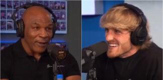 Mike Tyson και Logan Paul