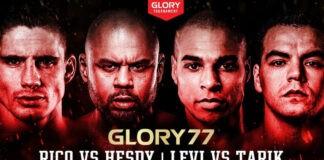 Η τετράδα-φωτιά του Glory 77