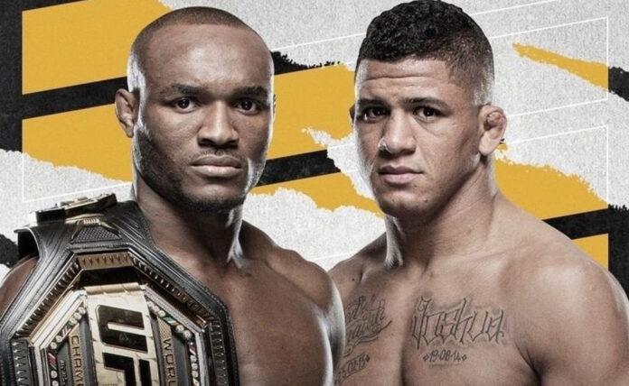 Usman Vs. Burns στο UFC 258