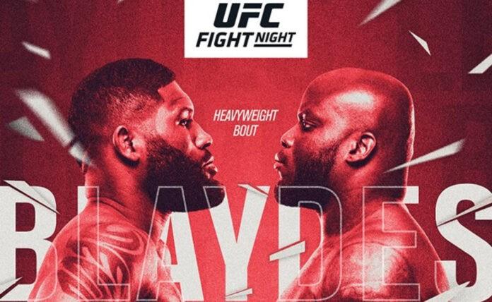 Το main event του UFC Vegas 19